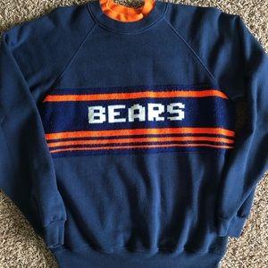 Vintage Chicago Bears 80s Crewneck Sweater